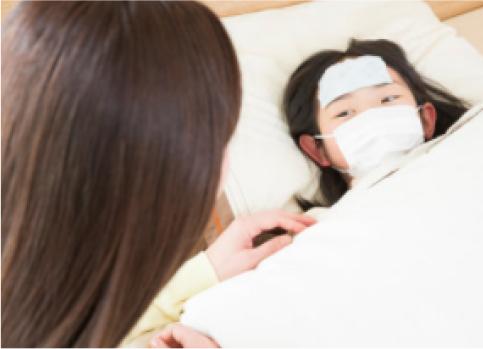 Dr.EDISON ドクターエジソンの体温計 さっと測れる2way体温計 熱 風邪 体調不良の女の子
